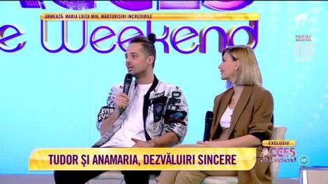 Tudor Ionescu şi Anamaria Ionescu, dezvăluiri sincere. Cum poți să ai viață liniștită cu soacra în casă