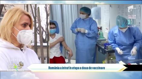 România a intrat în etapa a doua de vaccinare. Cum se face programarea și care sunt categoriile de persoane care se pot imuniza