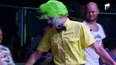 Poftiți la circ 2020, ediția 10. Ruby, mișcări lascive cu Jokerul Maurizio! Gestul neașteptat făcut de cântăreață în văzul tuturor