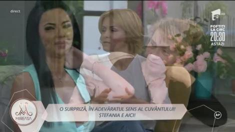 Bucurie, tristețe și alte emoții! Ștefania s-a întors în casa Mireasa: Intențiile mele sunt bune!