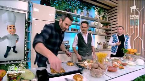 Rețeta Zilei: Spaghete a la Nicolai