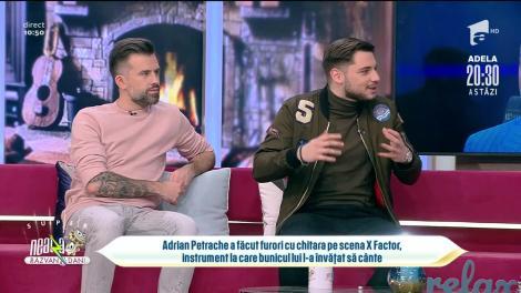 Moment de cumpănă în Marea Finală X Factor! Adrian Petrache trebuia să cânte alături de Răzvan și Dani: L-am trimis la unul care nu are experiența noastră!