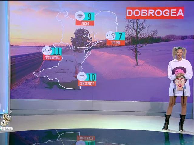 Prognoza Meteo, 21 ianuarie 2021. Vremea se încălzește în toată țara