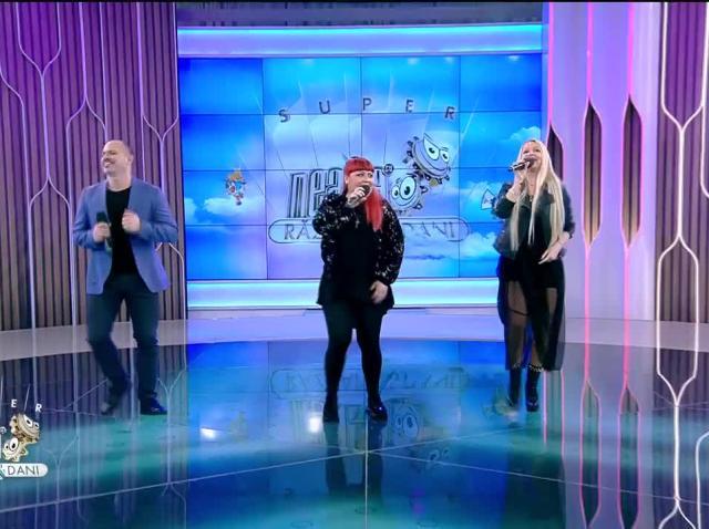Sweet Kiss cântă piesa Alin, Alin, la Neatza cu Răzvan și Dani