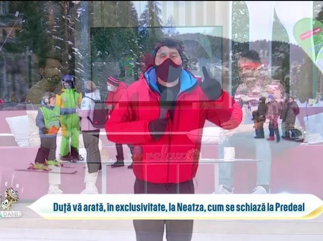 Cum se schiază la Predeal pe timp de pandemie