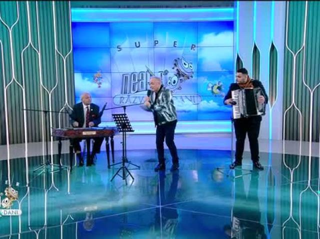 Nicolae Feraru și George Rotaru cântă live, în platoul de la Neatza cu Răzvan și Dani