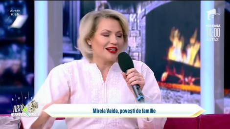 Mirela Vaida, povești de familie, la Neatza