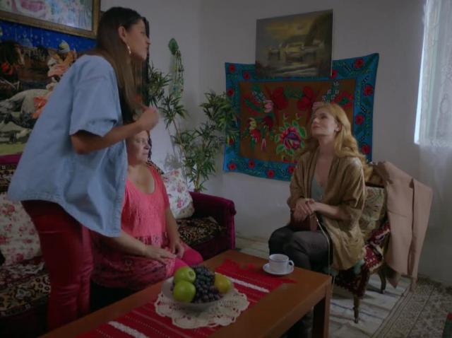 Adela, episodul 5. Delia Draghici o pune la zid pe Andreea: Vreau să faci testul ADN!