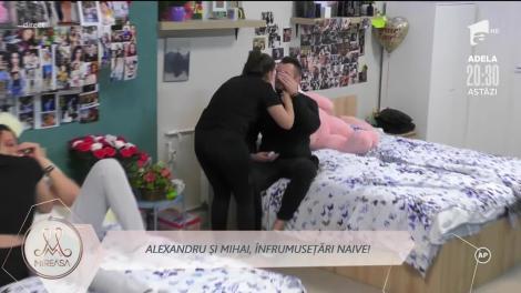 Alexandru și Mihai, torturați de iubitele lor!