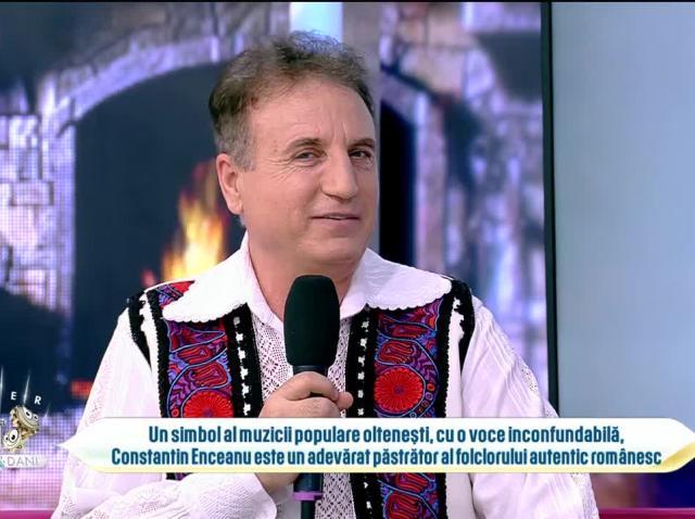 """Constantin Enceanu lansează un nou album, """"Ce să-ți mai cer, Doamne, ție"""""""