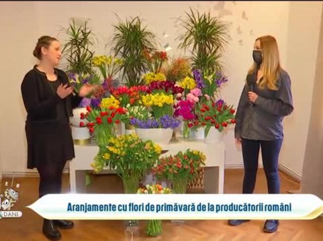 Cum alegem și ce trebuie să conțină buchetul cu flori de primăvară