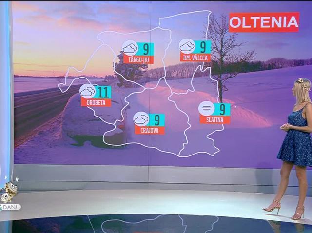 Prognoza Meteo, 03 februarie 2021. Vremea se încălzește în aproape ușor toată țara