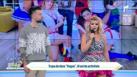 Trupa Vogue, super dans la Neatza cu Răzvan și Dani