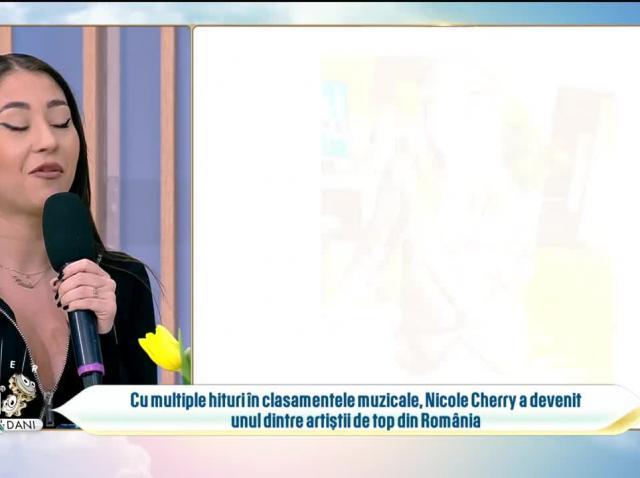 """Nicole Cherry lansează melodia """"No Te Sale"""": Piesa este foarte bine apreciată în străinătate"""