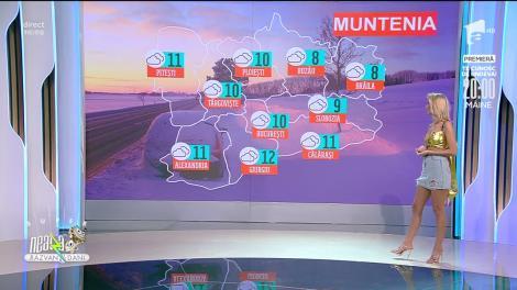Prognoza Meteo, 05 februarie 2021. Vremea se menține caldă