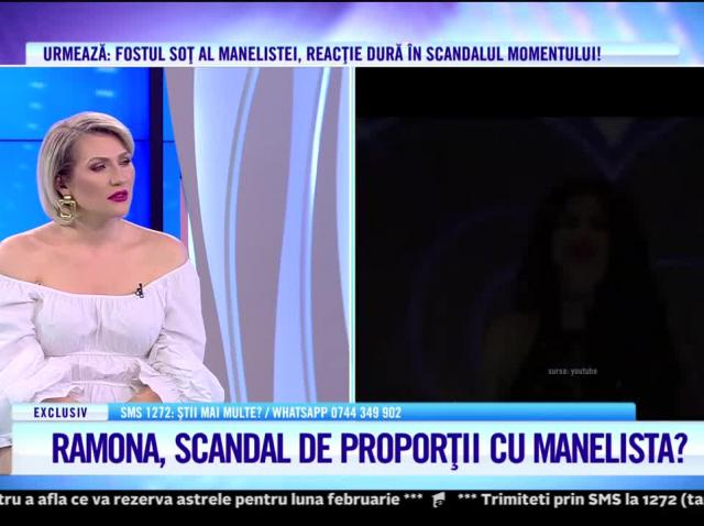 Manelista Raluca Drăgoi ar fi destrămat o căsnicie