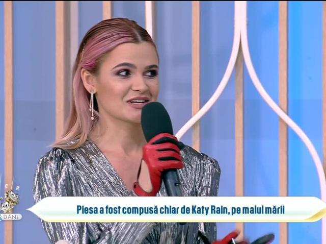 Katy Rain revine cu o piesă nostalgică, plină de sensibilitate, Marea-Magnet