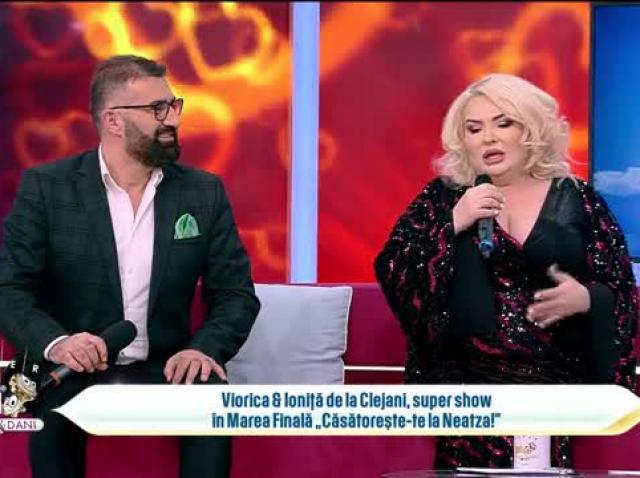 Viorica și Ioniță de la Clejani, super show în Marea Finală Căsătorește-te la Neatza