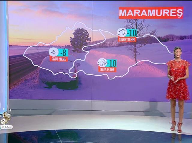 Prognoza Meteo, 12 februarie 2021. Iarna își intră în drepturi. Vremea este deosebit de rece