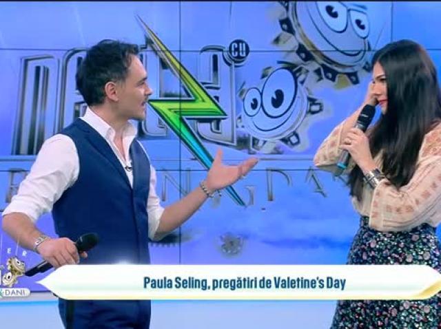 Paula Seling cântă piesa Eu mă duc la cununie, la Neatza cu Răzvan și Dani