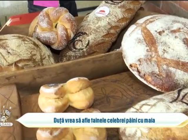 Tainele celebrei pâini cu maia