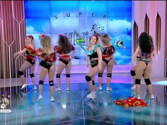 Happy Dance, show incendiar, în direct, la Neatza!