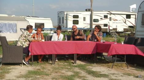 Roxana Vancea, Giani Kiriță, Diana Munteanu și Cezar Ouatu, vedetele din ediția 22 - Poftiți la circ