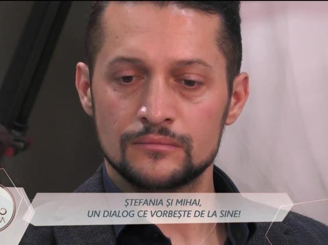 """Ștefania s-a supărat pe Mihai: """"Nu este un bărbat asumat!"""""""