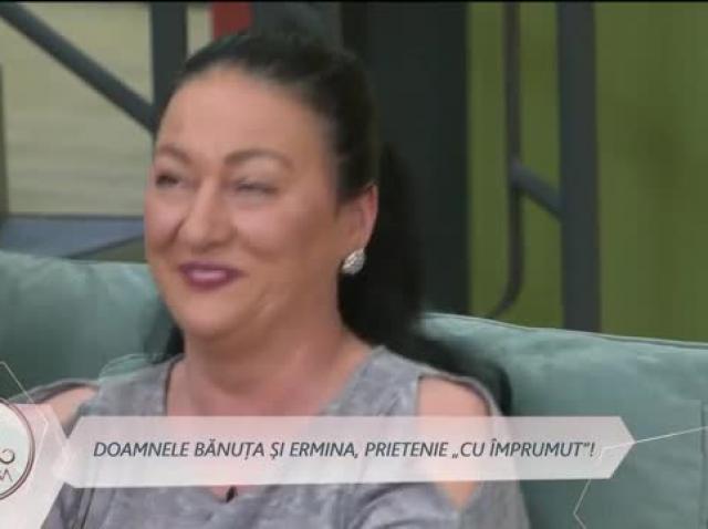 Doamnele Ermina și Bănuță, la cuțite!