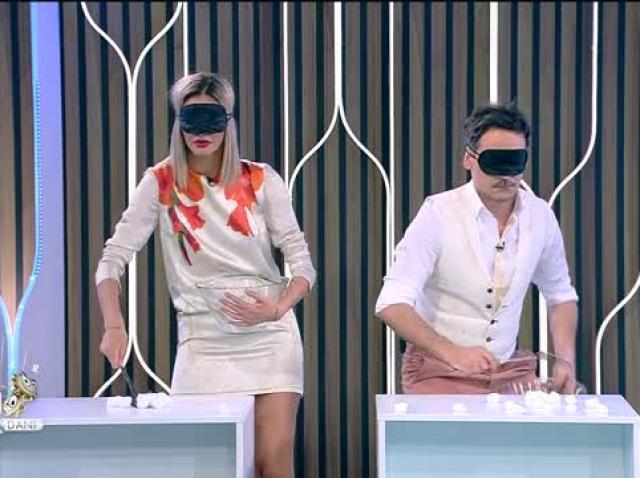 Bogdan Vlădău și Gina, super provocare la Neatza!