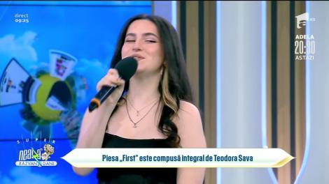 Teodora Sava lansează primul videoclip din carieră, la Neatza!