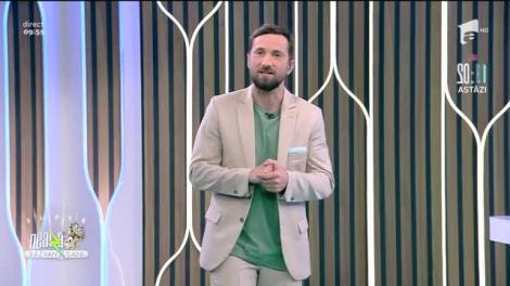 Mimă, în stilul Neatza: Andreea Ibacka și Mihai Călin vs. Ramona Olaru și Răzvan Simion
