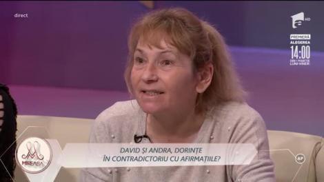 Andra și David, la un pas de despărțire?!