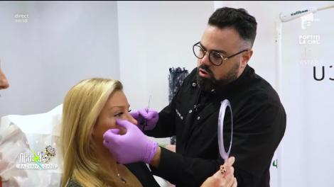 Cum se realizează tratamentele estetice din zona feței