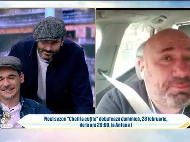 Chef Cătălin Scărlătescu, detalii din culisele noului sezon Chefi la Cuțite: Avem un nou coleg