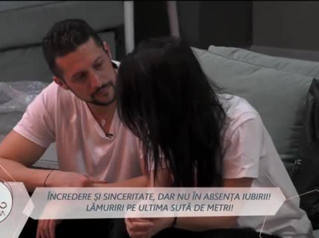 Mihai și Bianca, gânduri de despărțire?: Nu te ține nimeni cu forța!