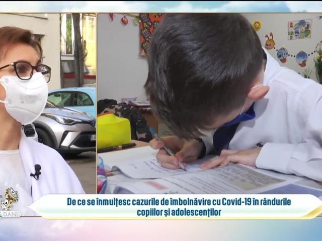 De ce se înmulțesc cazurile de îmbolnăvire cu Covid-19 în rândurile elevilor și adolescenților. Cum poate fi evitată infectarea