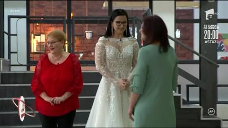 Fetele din casa Mireasa, în rochii de mirese. Simona Gherghe a rămas fără glas din cauza lacrimilor!