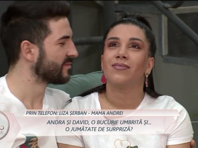 Mama Andrei, mesaj pentru fiica ei: Vom fi alături de voi toată viața