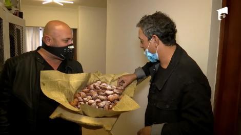 A început sezonul 9 Chefi la Cuțite! Cu ce bunătăți o răsfață chefii pe graviduța Gina Pistol