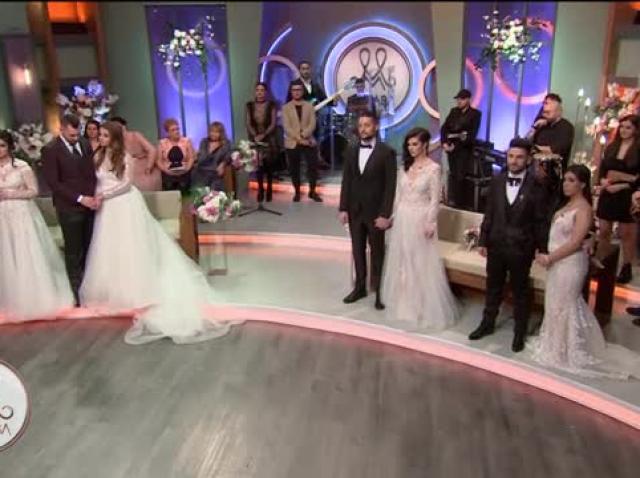 Mădălina și Radu, marii câștigători ai emisiunii Mireasa, sezonul 2!