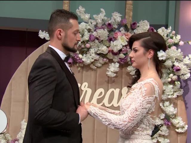 Finala Mireasa 2020 sezon 2. Ce promisiuni și-au făcut Mihai și Bianca