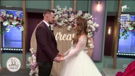 Andreea și Alexandru își declară iubirea. Declarații de dragoste emoționante