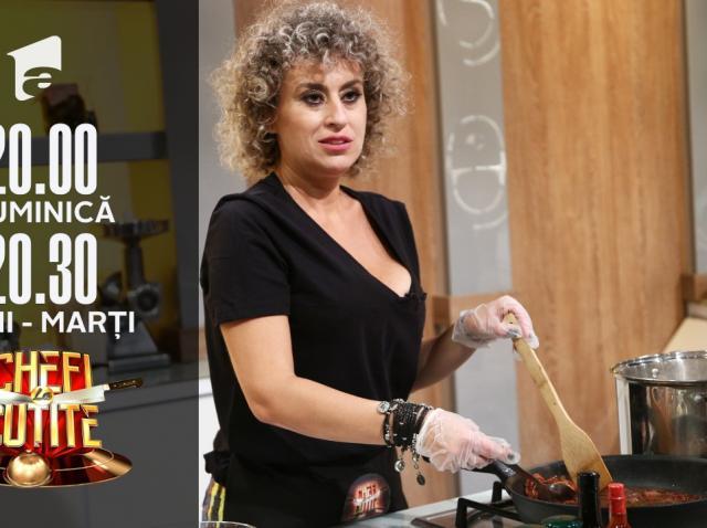 """Managerul trupei Iris a venit la Chefi la cuțite: """"Am emoții foarte mari"""""""