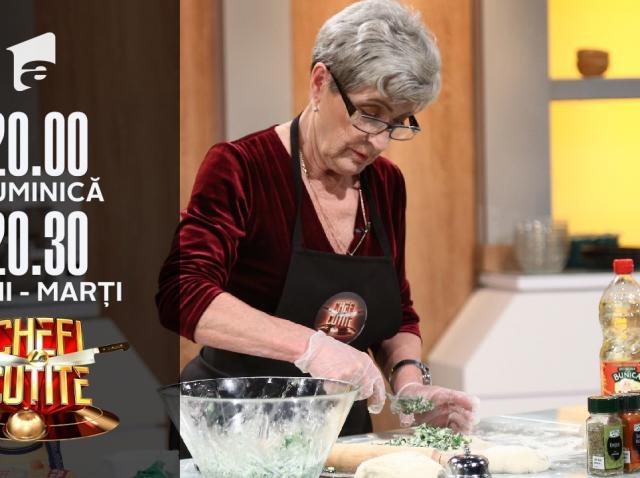 """Maria Conea și-a adus cartea de gătit la Chefi la cuțite: """"Este prima tradusă în România"""""""