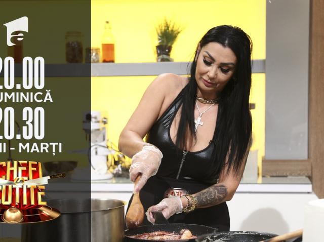 """Nina Mara, poveste de viață incredibilă la Chefi la cuțite: """"4 ani am trăit într-o căruță"""""""