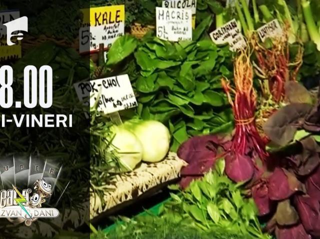 Verdețurile de primăvară, perfecte pentru salate, ciorbe și tocănițe