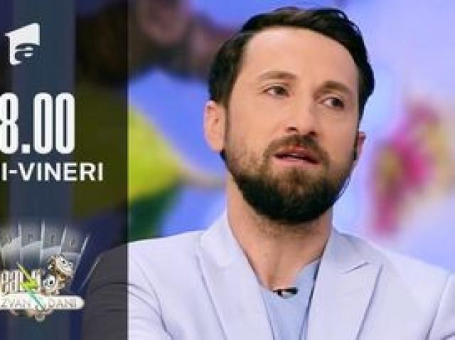 Dani Oțil, istoria celui de-al doilea prenume al său: Port numele ginecologului care m-a adus pe lume!