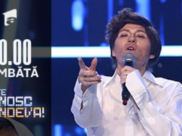 """Mirela Vaida se transformă în Ricky Martin - """"Vente Pa' Ca"""", la Te cunosc de undeva!"""