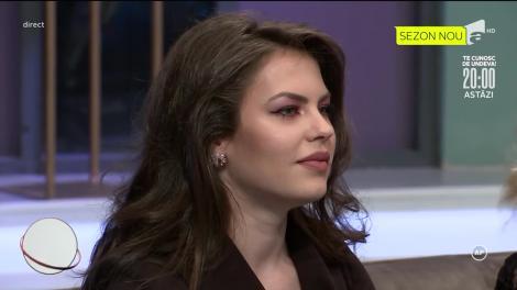 Andreea și-a dat demisia de la job ca să-și găsească sufletul pereche la Mireasa